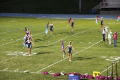 Raider Marching Band during Fall Meet The Raiders, TASD Sports Stadium, Tamaqua, 8-26-2015 (128)