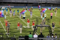 Raider Marching Band during Fall Meet The Raiders, TASD Sports Stadium, Tamaqua, 8-26-2015 (133)