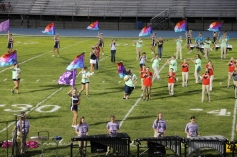 Raider Marching Band during Fall Meet The Raiders, TASD Sports Stadium, Tamaqua, 8-26-2015 (142)