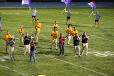Raider Marching Band during Fall Meet The Raiders, TASD Sports Stadium, Tamaqua, 8-26-2015 (167)