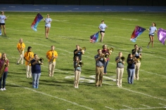Raider Marching Band during Fall Meet The Raiders, TASD Sports Stadium, Tamaqua, 8-26-2015 (169)