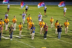 Raider Marching Band during Fall Meet The Raiders, TASD Sports Stadium, Tamaqua, 8-26-2015 (170)