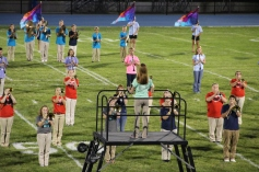 Raider Marching Band during Fall Meet The Raiders, TASD Sports Stadium, Tamaqua, 8-26-2015 (173)