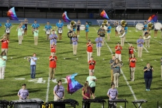 Raider Marching Band during Fall Meet The Raiders, TASD Sports Stadium, Tamaqua, 8-26-2015 (176)