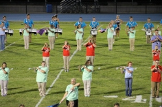 Raider Marching Band during Fall Meet The Raiders, TASD Sports Stadium, Tamaqua, 8-26-2015 (177)