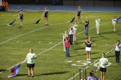 Raider Marching Band during Fall Meet The Raiders, TASD Sports Stadium, Tamaqua, 8-26-2015 (180)