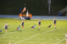 Raider Marching Band during Fall Meet The Raiders, TASD Sports Stadium, Tamaqua, 8-26-2015 (181)