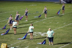 Raider Marching Band during Fall Meet The Raiders, TASD Sports Stadium, Tamaqua, 8-26-2015 (182)