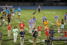 Raider Marching Band during Fall Meet The Raiders, TASD Sports Stadium, Tamaqua, 8-26-2015 (191)