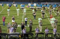 Raider Marching Band during Fall Meet The Raiders, TASD Sports Stadium, Tamaqua, 8-26-2015 (195)