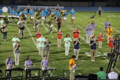 Raider Marching Band during Fall Meet The Raiders, TASD Sports Stadium, Tamaqua, 8-26-2015 (196)