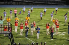 Raider Marching Band during Fall Meet The Raiders, TASD Sports Stadium, Tamaqua, 8-26-2015 (198)