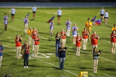 Raider Marching Band during Fall Meet The Raiders, TASD Sports Stadium, Tamaqua, 8-26-2015 (199)