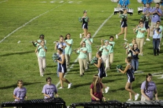 Raider Marching Band during Fall Meet The Raiders, TASD Sports Stadium, Tamaqua, 8-26-2015 (210)