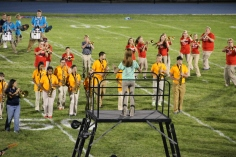 Raider Marching Band during Fall Meet The Raiders, TASD Sports Stadium, Tamaqua, 8-26-2015 (217)