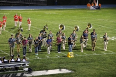 Raider Marching Band during Fall Meet The Raiders, TASD Sports Stadium, Tamaqua, 8-26-2015 (228)