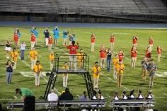 Raider Marching Band during Fall Meet The Raiders, TASD Sports Stadium, Tamaqua, 8-26-2015 (232)