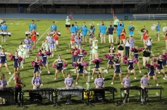 Raider Marching Band during Fall Meet The Raiders, TASD Sports Stadium, Tamaqua, 8-26-2015 (238)