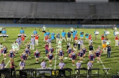 Raider Marching Band during Fall Meet The Raiders, TASD Sports Stadium, Tamaqua, 8-26-2015 (239)