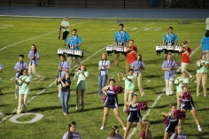 Raider Marching Band during Fall Meet The Raiders, TASD Sports Stadium, Tamaqua, 8-26-2015 (244)