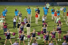 Raider Marching Band during Fall Meet The Raiders, TASD Sports Stadium, Tamaqua, 8-26-2015 (246)
