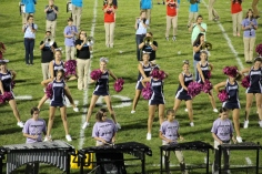 Raider Marching Band during Fall Meet The Raiders, TASD Sports Stadium, Tamaqua, 8-26-2015 (249)
