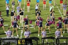 Raider Marching Band during Fall Meet The Raiders, TASD Sports Stadium, Tamaqua, 8-26-2015 (249)