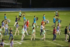 Raider Marching Band during Fall Meet The Raiders, TASD Sports Stadium, Tamaqua, 8-26-2015 (259)