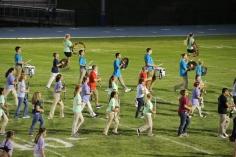 Raider Marching Band during Fall Meet The Raiders, TASD Sports Stadium, Tamaqua, 8-26-2015 (259)