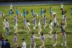 Raider Marching Band during Fall Meet The Raiders, TASD Sports Stadium, Tamaqua, 8-26-2015 (260)