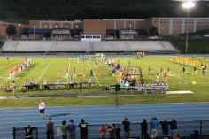Raider Marching Band during Fall Meet The Raiders, TASD Sports Stadium, Tamaqua, 8-26-2015 (55)
