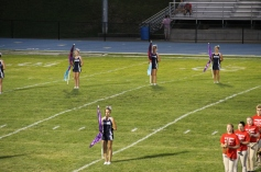 Raider Marching Band during Fall Meet The Raiders, TASD Sports Stadium, Tamaqua, 8-26-2015 (62)