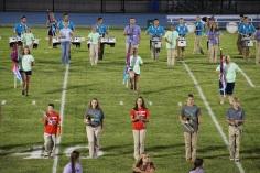 Raider Marching Band during Fall Meet The Raiders, TASD Sports Stadium, Tamaqua, 8-26-2015 (69)