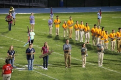 Raider Marching Band during Fall Meet The Raiders, TASD Sports Stadium, Tamaqua, 8-26-2015 (79)
