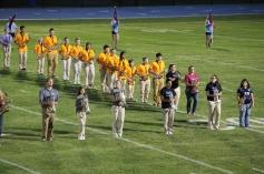 Raider Marching Band during Fall Meet The Raiders, TASD Sports Stadium, Tamaqua, 8-26-2015 (81)