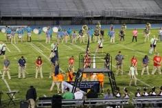 Raider Marching Band during Fall Meet The Raiders, TASD Sports Stadium, Tamaqua, 8-26-2015 (90)
