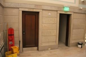 Renovation Status, Tamaqua Historical Society Museum, Tamaqua, 8-27-2015 (14)