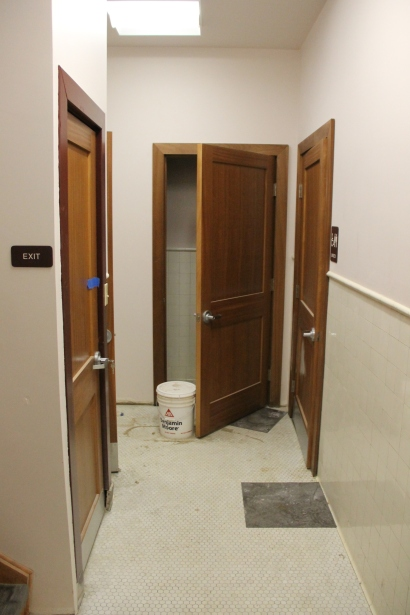 Renovation Status, Tamaqua Historical Society Museum, Tamaqua, 8-27-2015 (15)