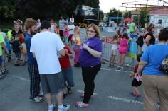 Salvation Army Kidz Karnival, Kids Carnival, Train Station Lot, Tamaqua, 8-4-2015 (103)