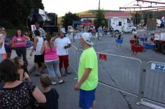 Salvation Army Kidz Karnival, Kids Carnival, Train Station Lot, Tamaqua, 8-4-2015 (110)