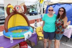 Salvation Army Kidz Karnival, Kids Carnival, Train Station Lot, Tamaqua, 8-4-2015 (16)