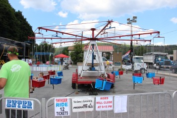 Salvation Army Kidz Karnival, Kids Carnival, Train Station Lot, Tamaqua, 8-4-2015 (28)
