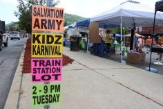 Salvation Army Kidz Karnival, Kids Carnival, Train Station Lot, Tamaqua, 8-4-2015 (45)