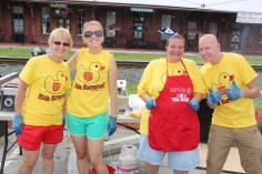 Salvation Army Kidz Karnival, Kids Carnival, Train Station Lot, Tamaqua, 8-4-2015 (8)