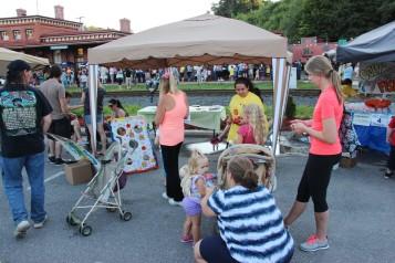 Salvation Army Kidz Karnival, Kids Carnival, Train Station Lot, Tamaqua, 8-4-2015 (96)