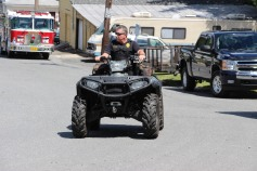 Search for Missing Man, South Ward Mountain, Tamaqua, 8-13-2015 (11)