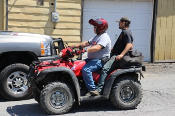 Search for Missing Man, South Ward Mountain, Tamaqua, 8-13-2015 (124)