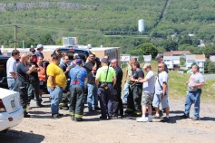 Search for Missing Man, South Ward Mountain, Tamaqua, 8-13-2015 (176)