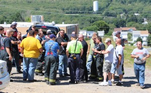 Search for Missing Man, South Ward Mountain, Tamaqua, 8-13-2015 (179) - Copy
