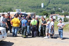 Search for Missing Man, South Ward Mountain, Tamaqua, 8-13-2015 (179)